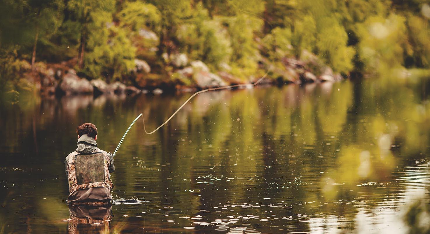 Fishing Townsend TN