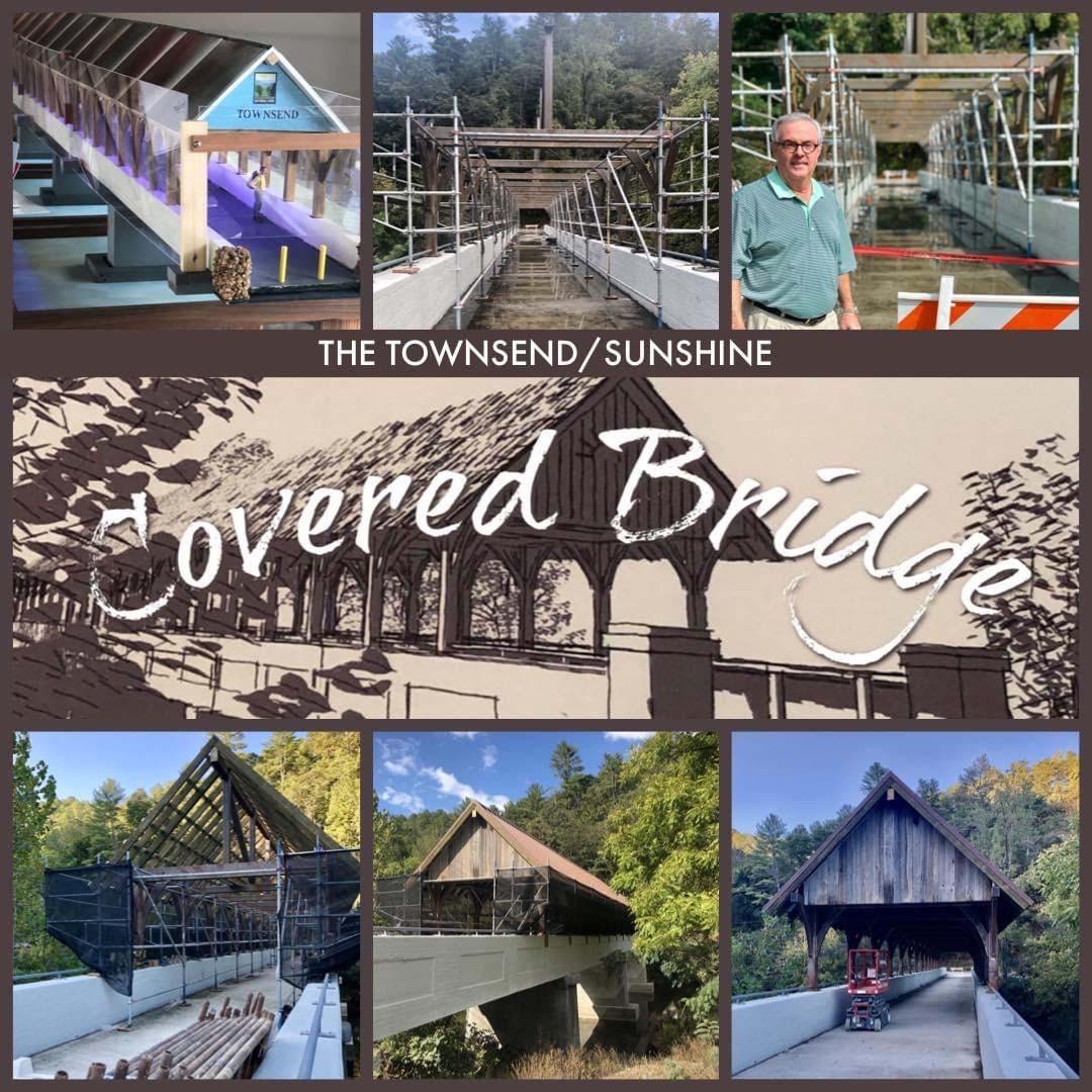 Townsend Covered Bridge