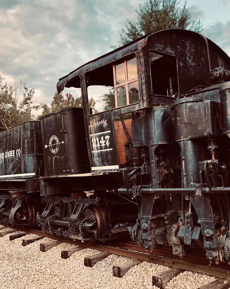 Little River Railroad & Lumber Company Museum, Townsend